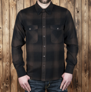 1943 CPO Shirt Kansas brown