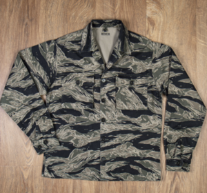 Pike Brothers 1966 Jungle Shirt