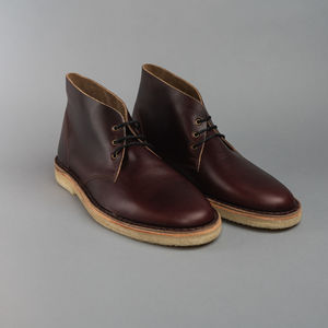 Crown Northampton Desert Boot Color 8 Horween Chromexcel