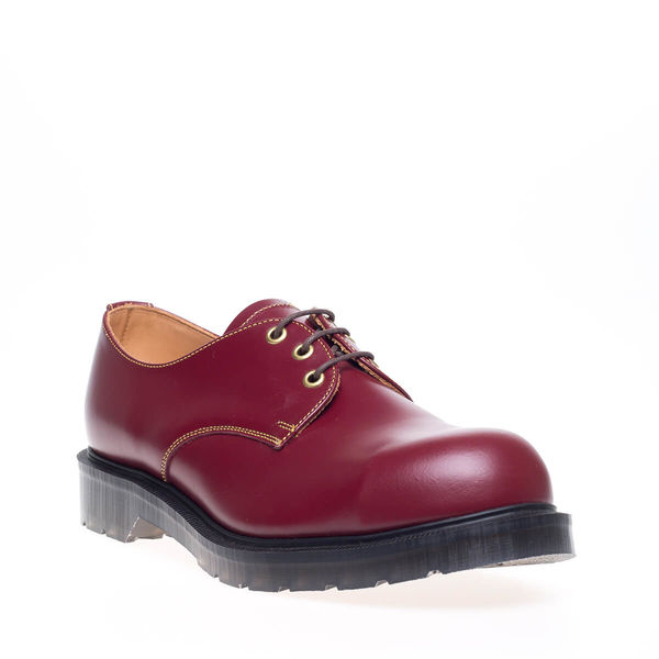 "SOLOVAIR STEEL TOE CAP ""Southerner"" GIBSON - Cherry"